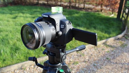Canon D SLR camera