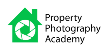 Property Photography Academy logo of green house