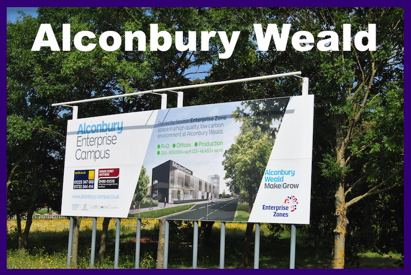 Alconbury Weald: New Jobs, New Homes & Green Energy