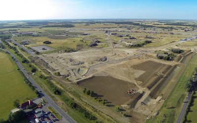 Alconbury Weald: New Jobs, New Homes & Green Energy – The 1st seeds start to grow